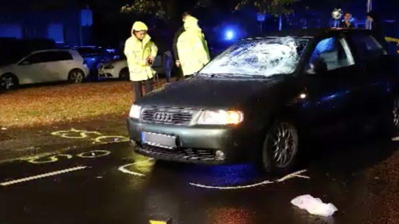 Rentner vor Gericht: Raste mit Auto in Spielmannszug (Foto: SAT.1 NRW)
