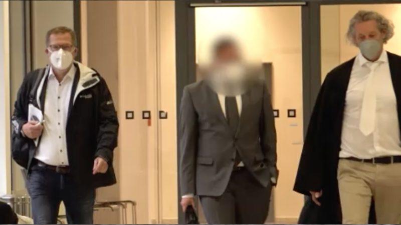 Berühmtester Hochstapler wieder vor Gericht (Foto: SAT.1 NRW)