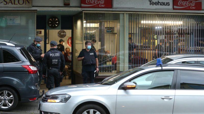 0-Toleranz-Strategie: 2 Razzien gegen Clankriminalität (Foto: SAT.1 NRW)