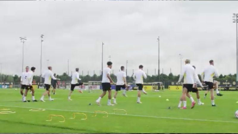 BVB fehlen Spieler vor Supercup (Foto: SAT.1 NRW)