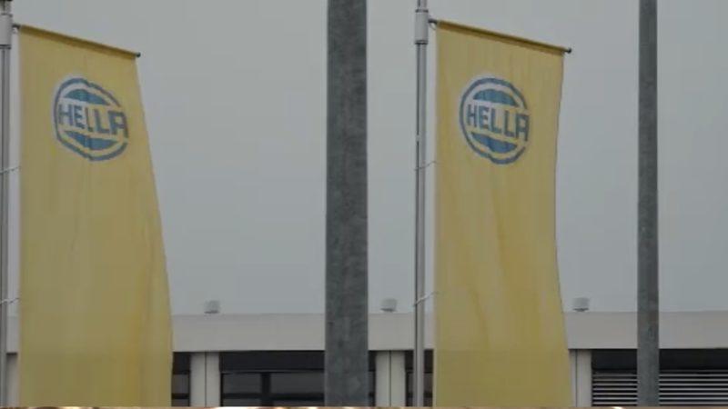 Hella von Faurecia geschluckt - Was wird aus Mitarbeitern? (Foto: SAT.1 NRW)