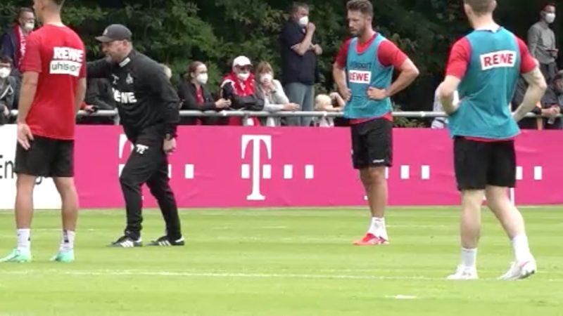 1.FC Köln trifft auf Bayern München (Foto: SAT.1 NRW)