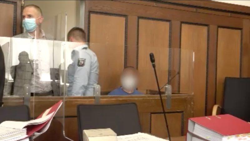 Prozess: Kinder schwer misshandelt (Foto: SAT.1 NRW)