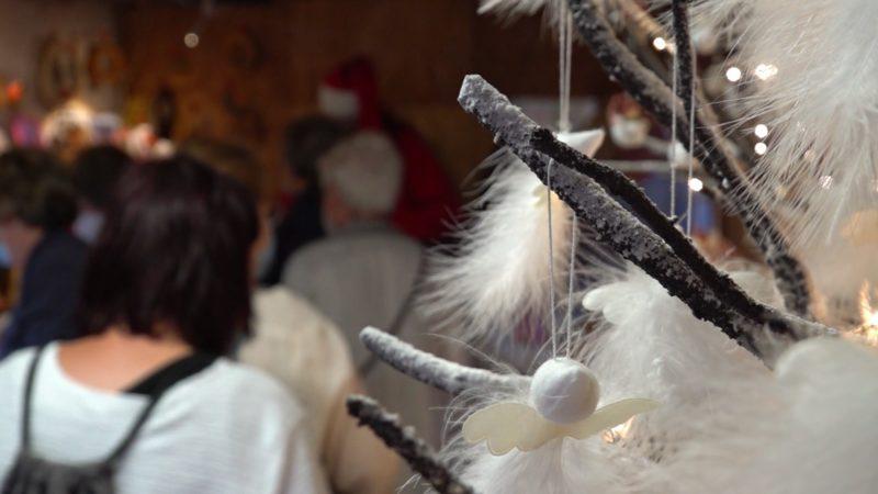 Weihnachtsmarkt im Sommer (Foto: SAT.1 NRW)
