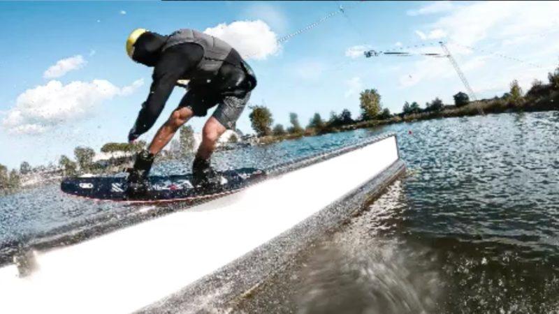 Wakeboard-EM (Foto: SAT.1 NRW)