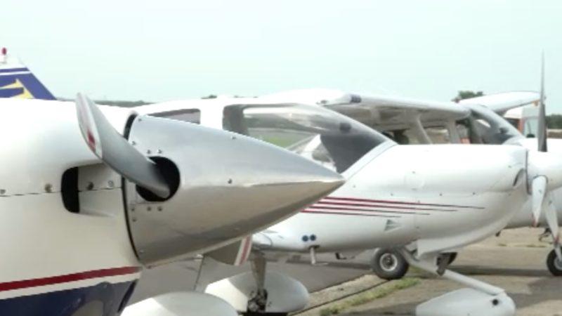E-Flugzeuge für die Zukunft (Foto: SAT.1 NRW)