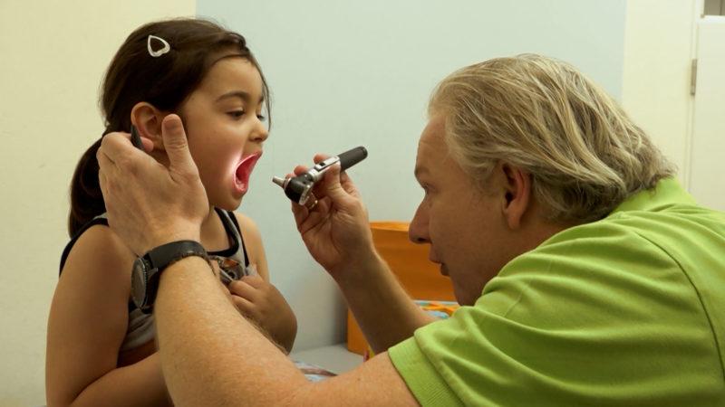 Kinderärzte schlagen Alarm (Foto: SAT.1 NRW)