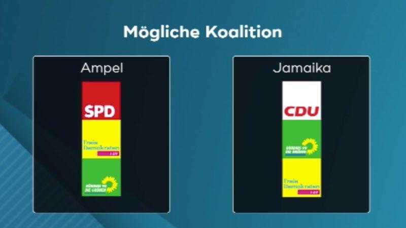 Koalitionspoker geht weiter (Foto: SAT.1 NRW)