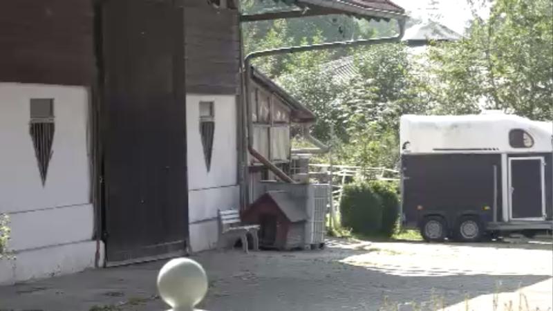 Doppelmord auf Reiterhof (Foto: SAT.1 NRW)