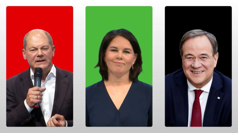 Wahlcheck vor Sat.1-Triell (Foto: SAT.1 NRW)