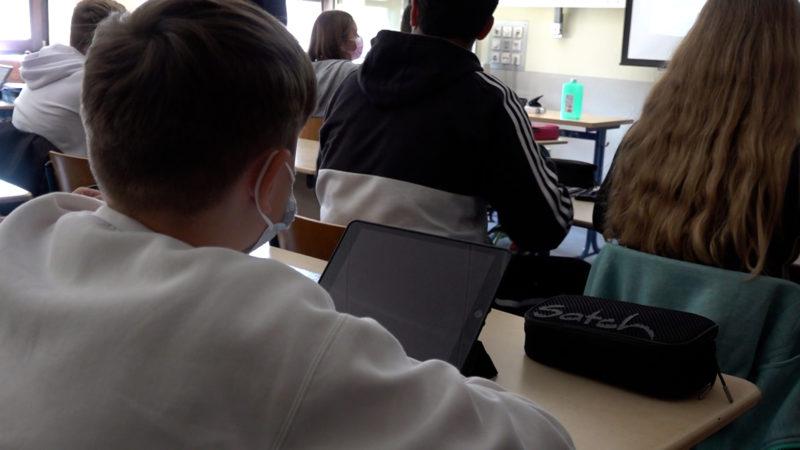 Digitale Strategie für NRW-Schulen (Foto: SAT.1 NRW)