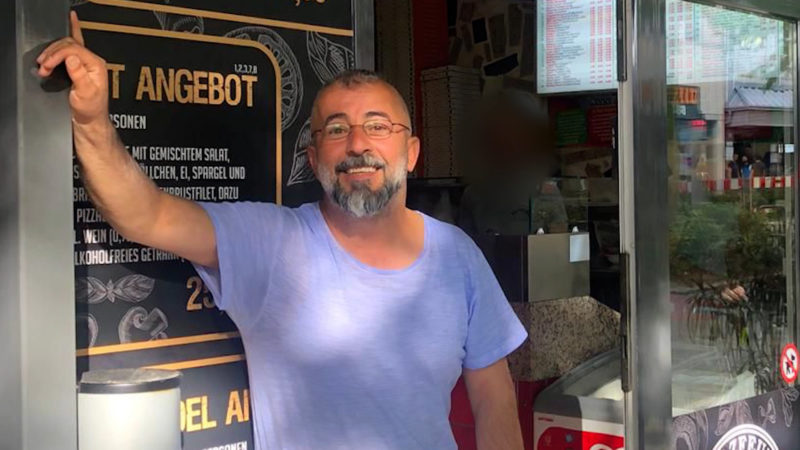 Urteil für Pizzabäcker in Haft (Foto: SAT.1 NRW)