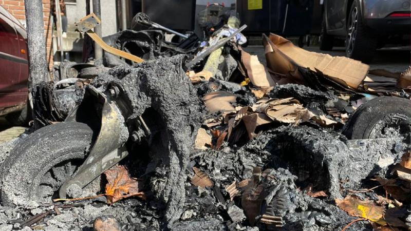 Feuerteufel terrorisieren Wattenscheid (Foto: SAT.1 NRW)