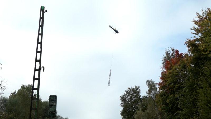 Helikopter mit Fingerspitzengefühl (Foto: SAT.1 NRW)