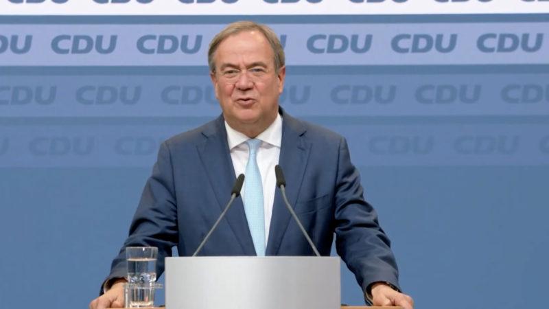 Kanzler oder Rücktritt? (Foto: SAT.1 NRW)