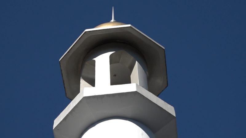 Muezzin-Ruf zum Freitagsgebet (Foto: SAT.1 NRW)