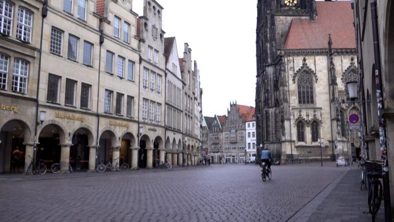 NRWs jüngste Stadt ist Münster (Foto: SAT.1 NRW)