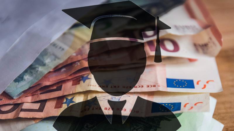 Korruptionsverdacht an Uni (Foto: SAT.1 NRW)